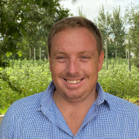 AJ Jansen van Vuuren - Table Grape Manager